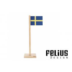 Felius  Bordflag Svensk