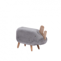 Næsehorn i beton