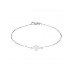 Lucky armbånd sølv