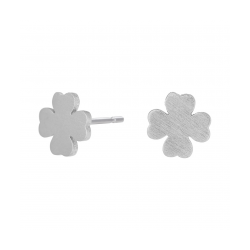 Lucky ørestikker sølv