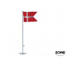 Zone bordflag 18 cm