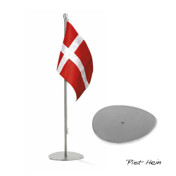 Piet Hein 25 cm bordflag
