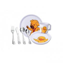 Bamse og kylling spisesæt