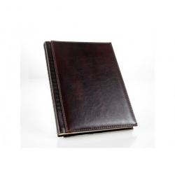 Avenue brun gæstebog