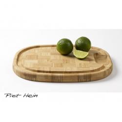 Piet Hein bambus skærebræt