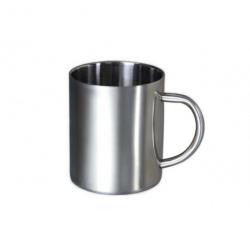 Kaffekrus i stål