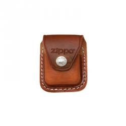Zippo lighter taske brun