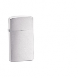 Zippo slim lighter i chrome