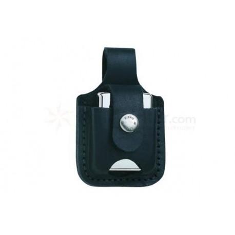 Zippo lighter taske sort
