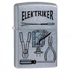 Zippo lighter til elektriker