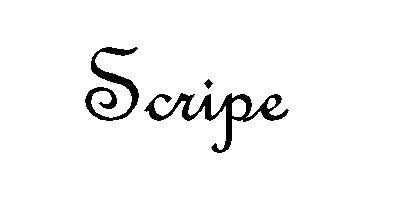 Scripe